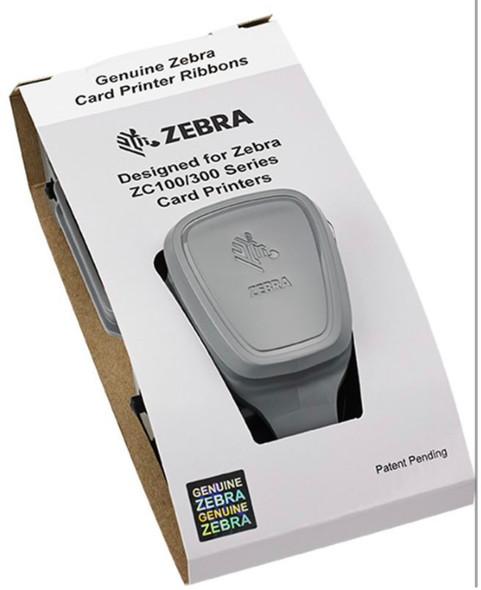 Zebra 800300-550 Ribbon, Color- YMCKO, 300 Images, ZC300