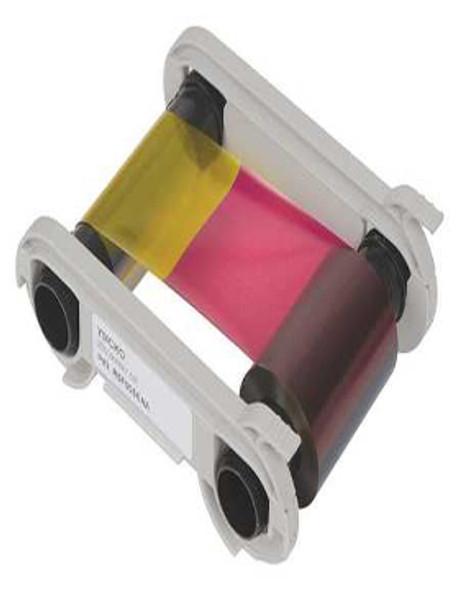 Evolis R5F002AAA YMCKO Color Ribbon - 200 prints / roll