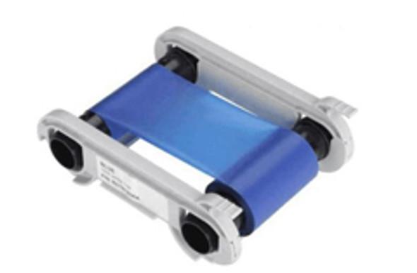 Evolis RCT012NAA BLUE Monochrome Ribbon - 1000 prints / roll