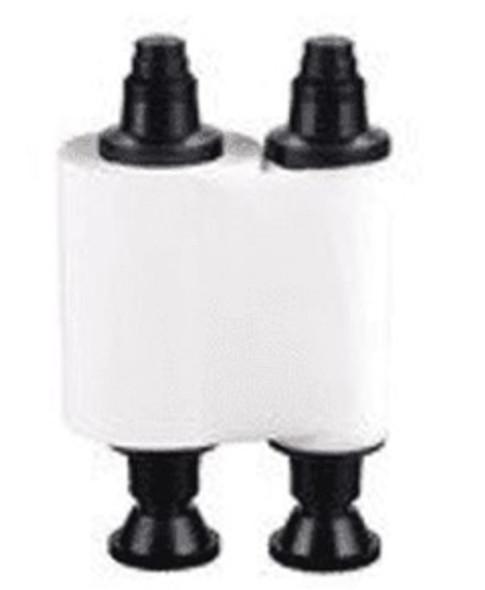 Evolis RCT015NAA WHITE Monochrome Ribbon - 1000 prints / roll