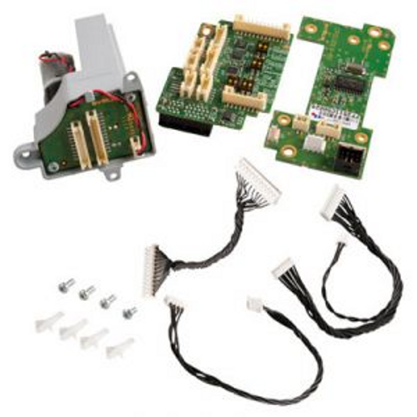 Evolis S10109 GEMPC USB-TR encoding kit Incl. Gemalto GEMPC USB-TR encoder, smart contact station, daughter board and cables