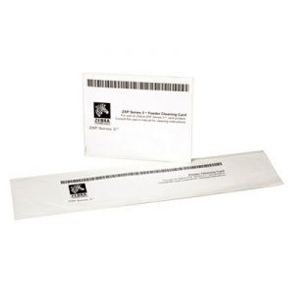 Zebra 105999-302 KITS,CLEANING CARDS,ZXP 3, Best Prices| plastech.net/