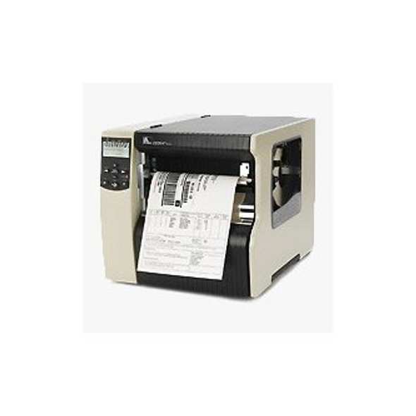 Zebra 220-801-00100 TT Printer 220Xi4; 203dpi, US Cord, Serial, Parallel, USB, Int 10/100, Cutter with Catch Tray