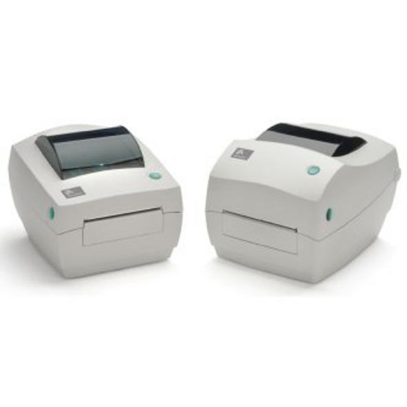 Zebra GC420-100510-000 TT  Lable Printer, GC420t; 203DPI, US Cord, EPL and ZPL, USB, Serial and Parallel (Centronics), 8MB Std Flash, 8MB SDRAM