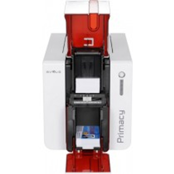 Evolis PM1H0000BD Primacy Duplex Expert Brilliant Blue Printer without option, USB & Ethernet, with Cardpresso XXS software licence
