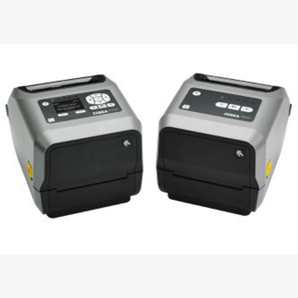 Zebra ZD62042-D31F00EZDT Printer ZD620; Standard EZPL, 203 dpi, US Cord, USB, USB Host, BTLE, Serial, Ethernet, Linerless with take label sensor