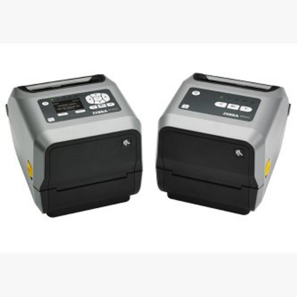 Zebra ZD62H43-D01L01EZ DT Printer ZD620 Healthcare, LCD; Standard EZPL, 300 dpi, US Cord, USB, USB Host, Serial, Ethernet, 802.11, BT USA/Canada