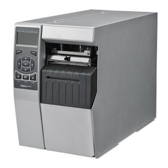 "Zebra ZT51043-T010000Z TT Printer ZT510; 4"", 300 dpi, US Cord, Serial, USB, Gigabit Ethernet, Bluetooth LE, Tear, Mono, ZPL"