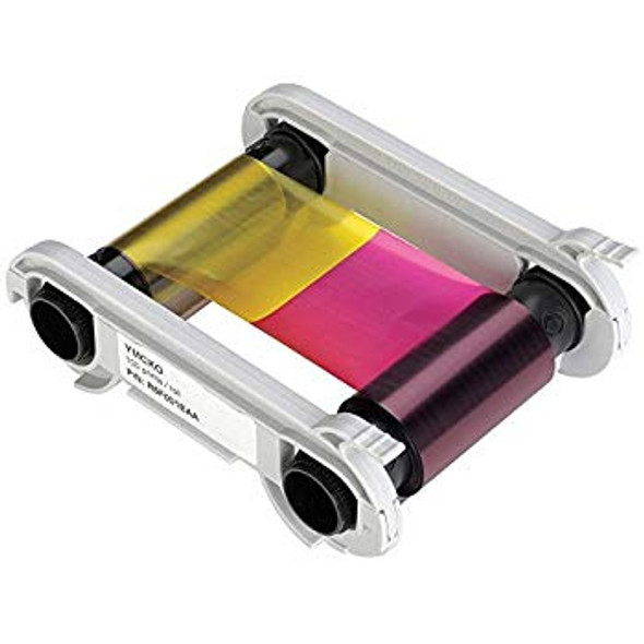 Evolis RT4F010AAA YMCK RT Color Ribbon 500 prints / rolls