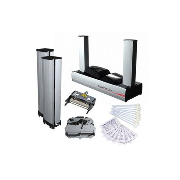 Quantum 2 Bundle including:1 x QTM306GRH-BS - Quantum 2 Standard Mag Iso, Smart contact station, Connecting panel, mounting area for Contactless encoders, Cardpresso XXS software licence1 x QTM3-KT001 - Production Pack - for Standard version1 x QTM3-KT002 - Backup Pack - for Standard version