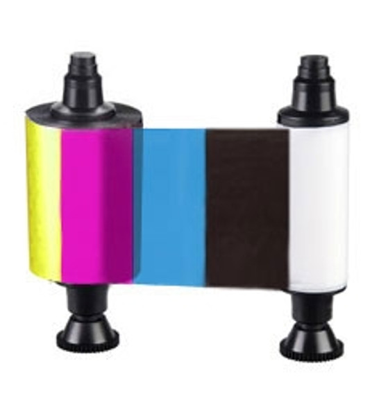 Evolis R3514 YMCKO-K Color Ribbon - 500 prints / rolls
