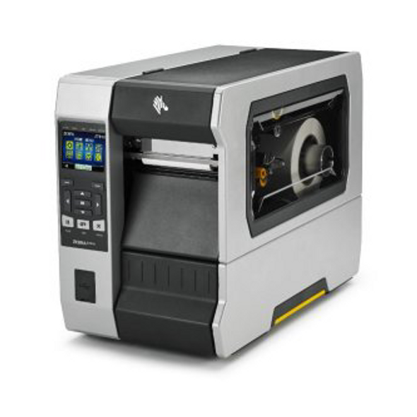 "Zebra ZT61043-T010100Z TT Printer ZT610; 4"", 300 dpi, US Cord, Serial, USB, Gigabit Ethernet, Bluetooth 4.0, USB Host, Tear, Color, ZPL"