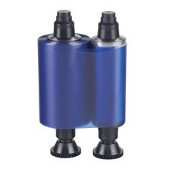 Evolis R2012 Blue Monochrome Ribbon, 1000 cards / roll