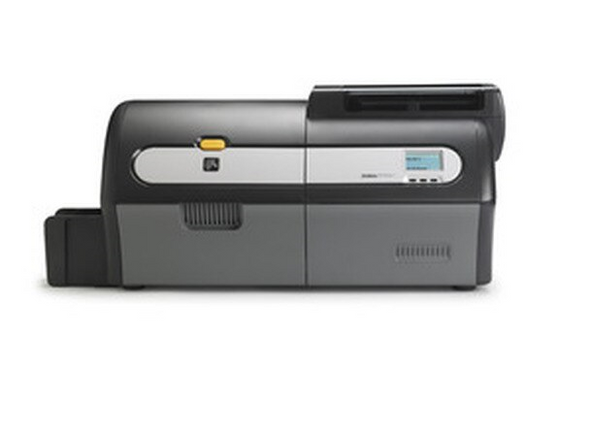 Zebra ZXP Series 7 Single-Sided Card Printer, USB and Ethernet Connectivity, US Power Cord