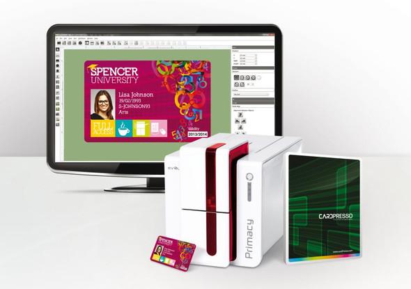 Evolis S-CP0915 Upgrade XXS Lite to XS