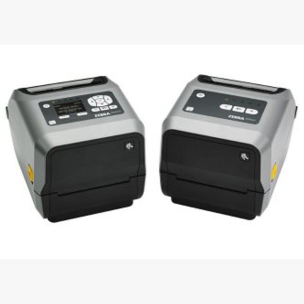 Zebra ZD62142-D01L01EZ DT Printer ZD620, LCD; Standard EZPL, 203 dpi, US Cord, USB, USB Host, Serial, Ethernet, 802.11, BT USA/Canada
