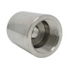 Stainless Steel Threaded Reducing Coupling 3000# 304L