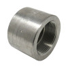 """2-1/2"""" Cap, Stainless Steel 3000# Threaded 304L A/SA182"""