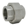 Stainless Steel Threaded Union 3000# 304L