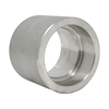 """3/4"""" Coupling, Stainless Steel 3000# Threaded x Socket Weld 304L A/SA182"""