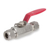 Compression Ball Valve Stainless Steel