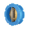 """4"""" Wafer Check Ductile Iron /Stainless Steel with Viton Seat 150/300# Dual Disc Titan CV41DSV"""