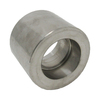 """3/4"""" x 1/4"""" Reducing Coupling, Stainless Steel 3000# Socket Weld 304L A/SA182"""