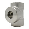 Stainless Steel Socketweld Reducing Tee 3000# 304L