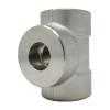 Stainless Steel Socketweld Reducing Tee 3000# 304L