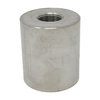 "1/4"" x 1/8"" Reducing Coupling, Stainless Steel 3000# Threaded 304L A/SA182"