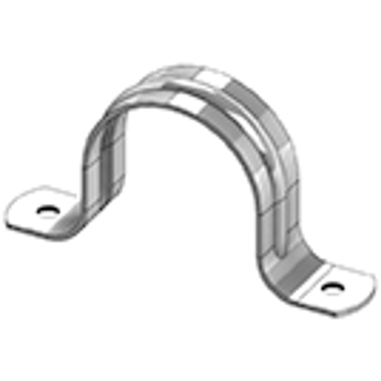 Two Hole Pipe Strap