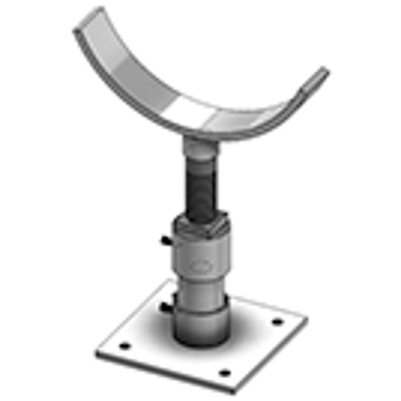 Adj Pipe Support & Stanchions