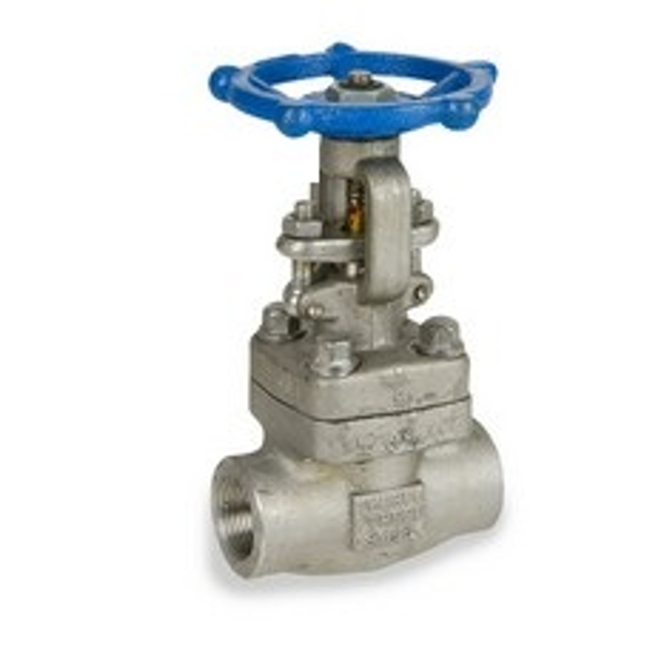 3//4 Globe Valve 800# Threaded 316L Stainless Steel Forged A182 OS/&Y Sharpe #44836