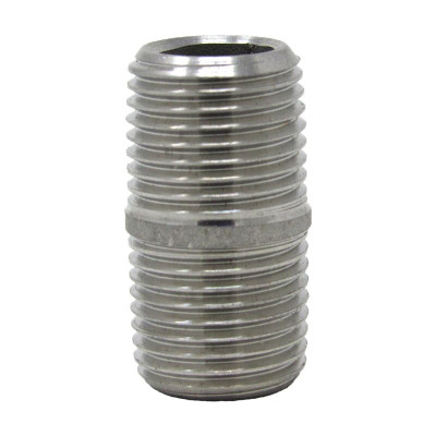 Stainless Close Nipple 316L