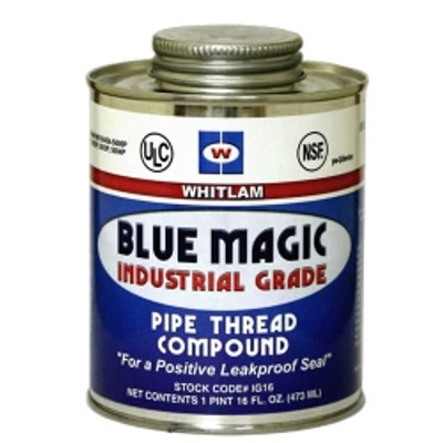 Blue Magic Industrial Grade Thread Sealant by J.C. Whitlam