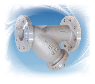 Ta Chen TC-YSF Stainless Steel 150# Flanged Y-strainer
