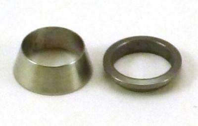 """3/4"""" Ferrule Set 316 Stainless Steel"""
