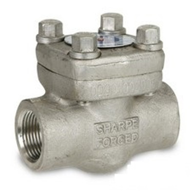 Sharpe 24836 Stainless Steel Piston Check Valve