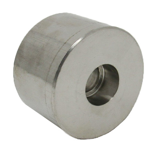 """1/"""" x 1//2/"""" Stainless Pipe Weld on Reducer"""