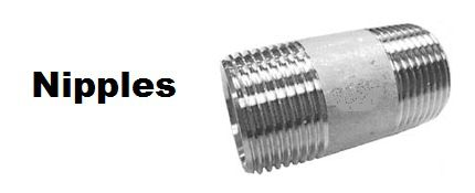 shop for stainless steel pipe nipples