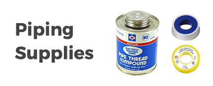 shop for pipe thread sealants