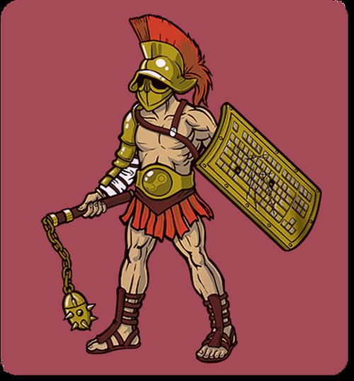 Keyboard Gladiator