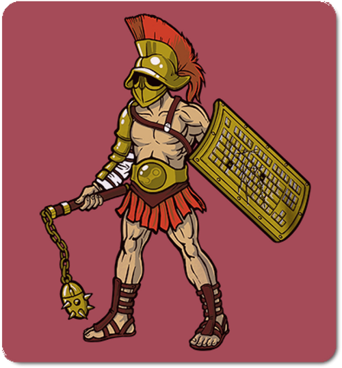 Keyboard Gladiator