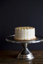 BAKED Vanilla Bean Caramel Cake or Cupcakes