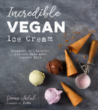 Incredible Vegan Ice Cream Book
