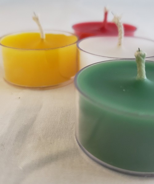 Tealight scented