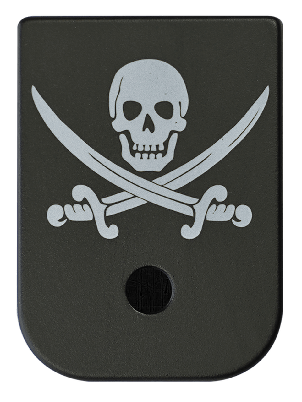 Calico Jack Mag Plate