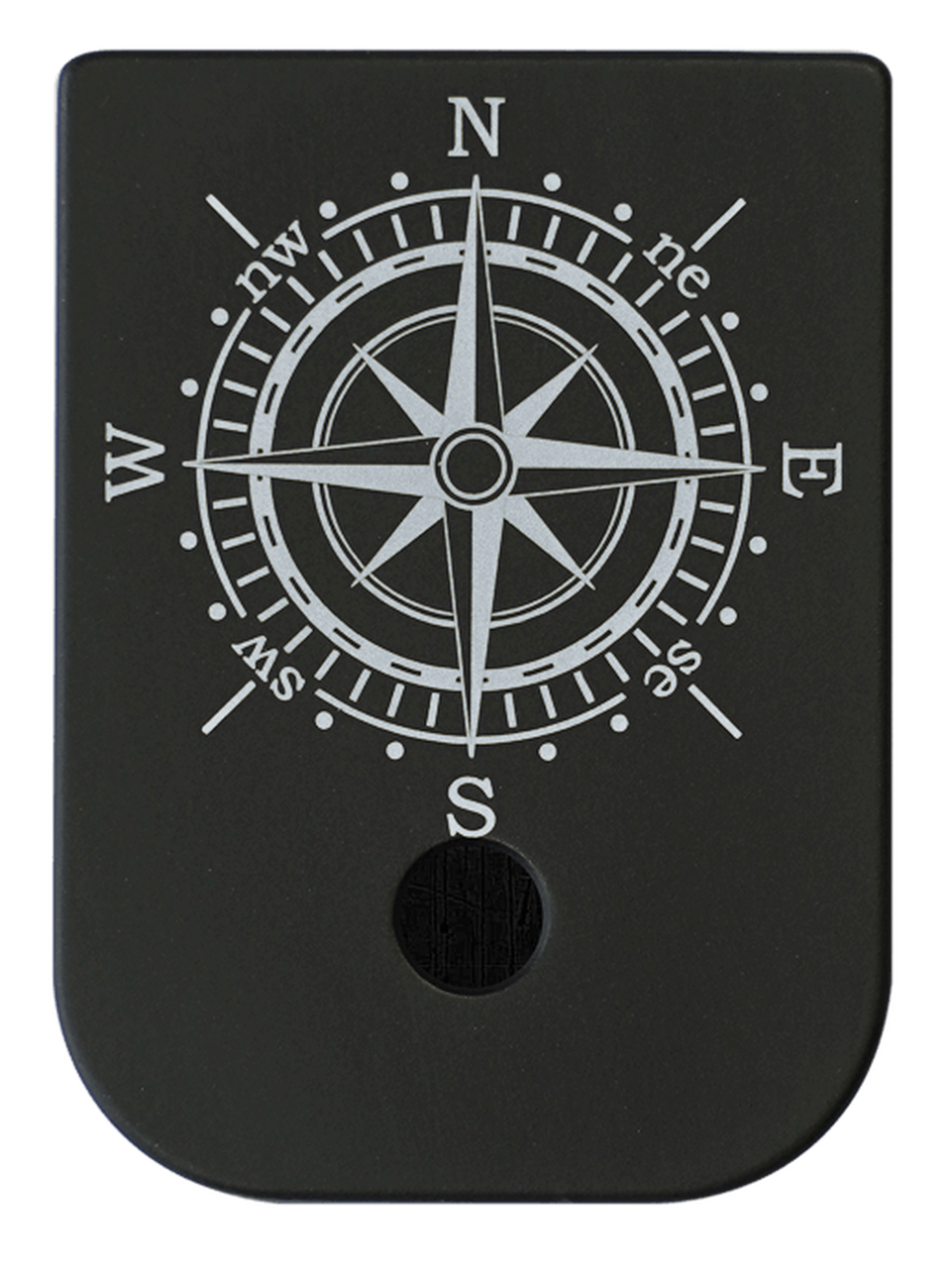 Compass Mag Plate