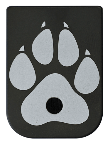 Dog Paw Mag Plate