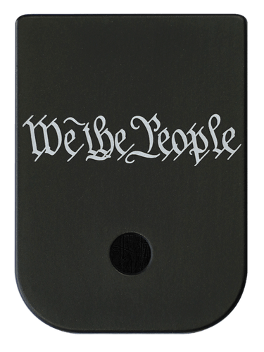 We The People Mag Plate
